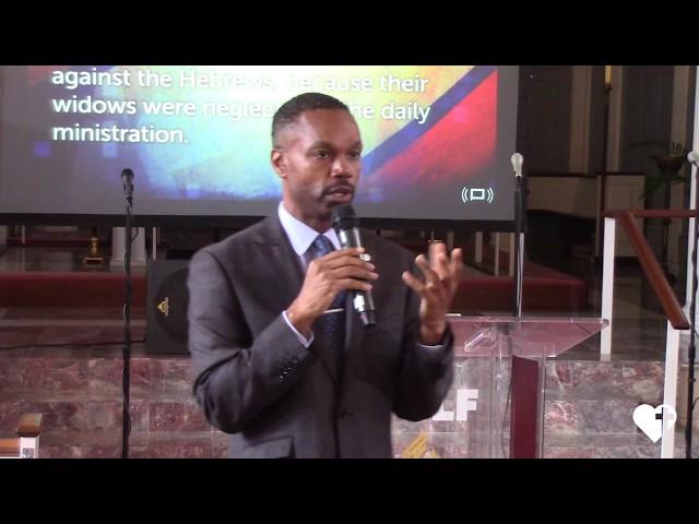 Praying and Preaching: Back to Basics (featuring Hugh Carrington)