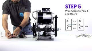 How To Wire 2 Push Button Stations Youtube