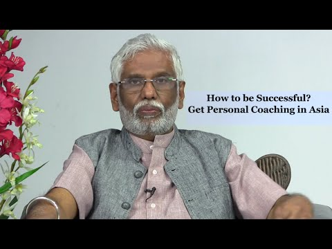 How to be Successful?  Get Personal Coaching in Asia