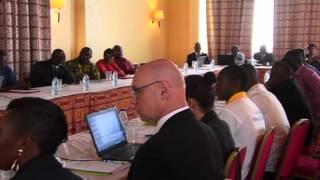Session de formation «Démocratie et Bonne Gouvernance»