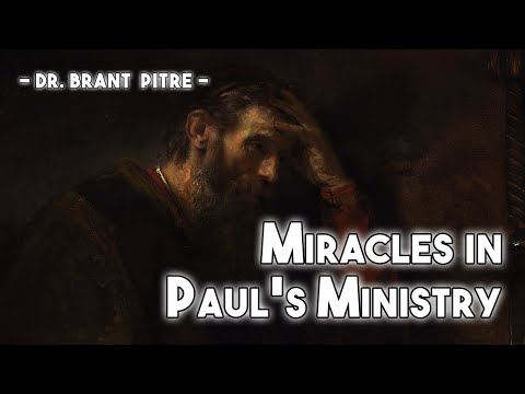 Miracles in Paul's Ministry