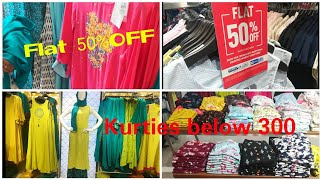 Reliance trends flat 50 %OFF # 💥OMG branded clothes 💥below 300 💥hurry up 💥
