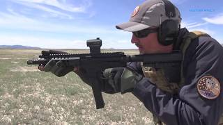 Must Have Sub Gun? CMMG MkG 9mm