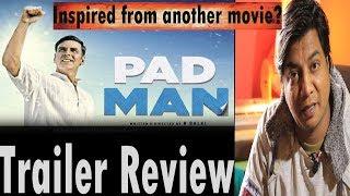 PADMAN |Trailer Review | Akshay Kumar | Radhika Apte | Sonam Kapoor