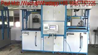 Luggage Vacuum Forming Machine