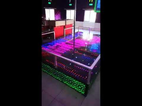 NİKOBAR ÇUKUR Gazinosu Yer Ve Sahne Arkası ışıklandırma Pixel Led Uygulaması Emin Ali TUĞCU
