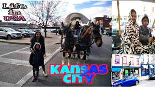 Travel Vlog/ USA Kansas City/lifemantrasbymousmi