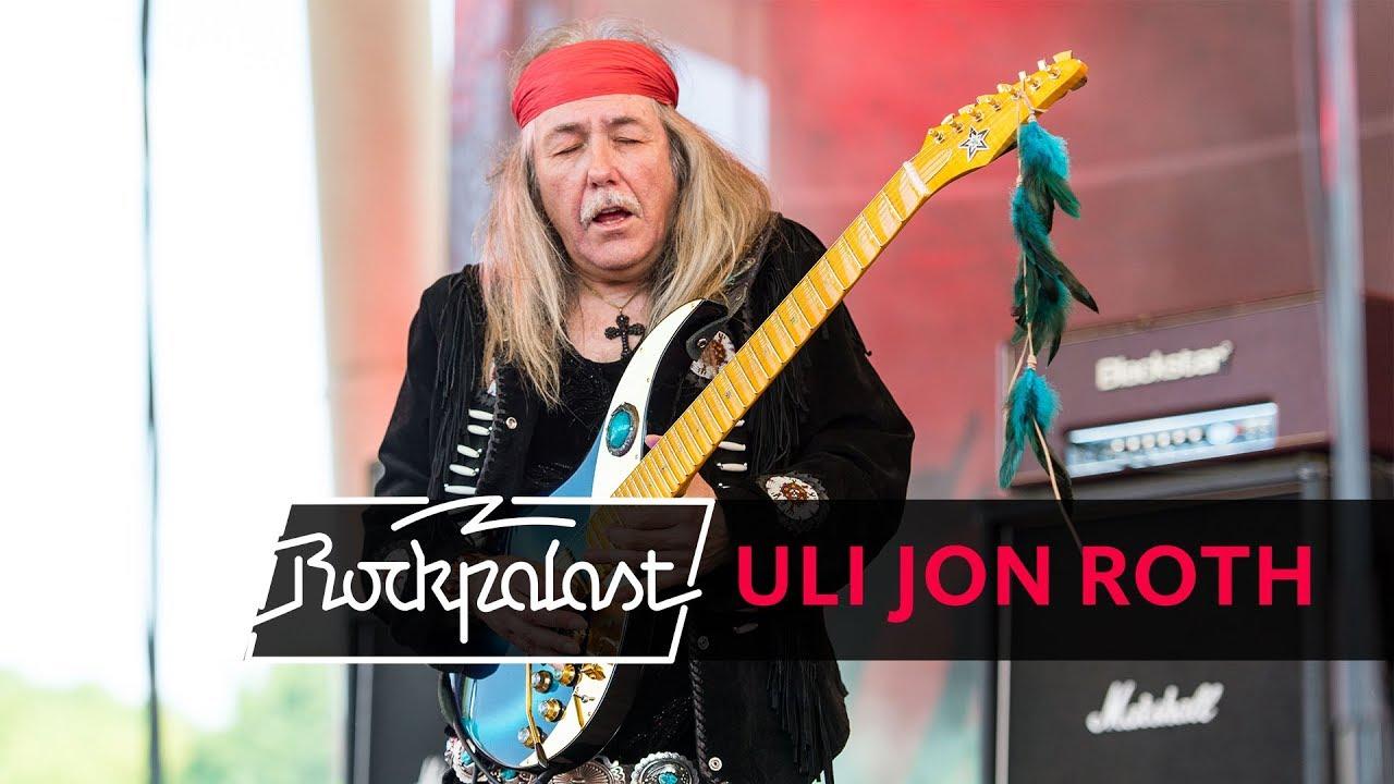 Download Uli Jon Roth live   Rockpalast   2018