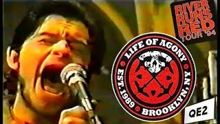 Life Of Agony - Albany 12.11.1994 (incl. Soundcheck)