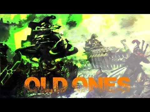 Warhammer Lore The Great Old Ones