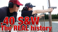 History of the .40 S&W (You might be surprised!)