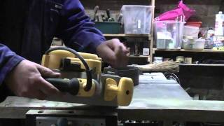 How To Use A Dewalt Belt Sander