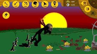 1 Mutant Griffon 5 Meric Challenge    Stick War Legacy