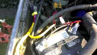 89 Cherokee Headlight Wire Harness Upgrade - YouTube | Putco Headlight Wiring Harness Jeep |  | YouTube