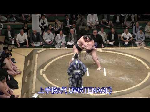 大相撲–投げ技まとめ(8種)