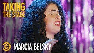 100 Tampons - Marcia Belsky - Taking the Stage
