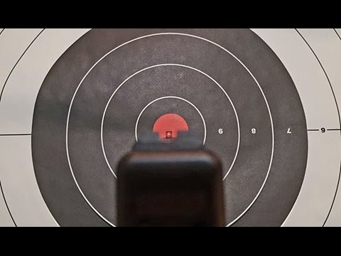 How to Improve Handgun Shooting Accuracy - YouTube