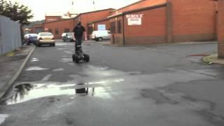 Chopper, Trike, Bar Stool Racer And Stihl Chainsaw Bike