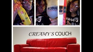 50th Subscriber Giveaway! (CLOSED)Creamy's Couch Exclusive~Episode 7 Thumbnail