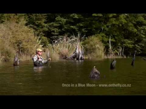 Fly Fishing DVD Once In A Blue Moon Fly Fishing- Sneak Peek 3