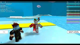 A short and easy Roblox Speedrun glitch with Skully25!