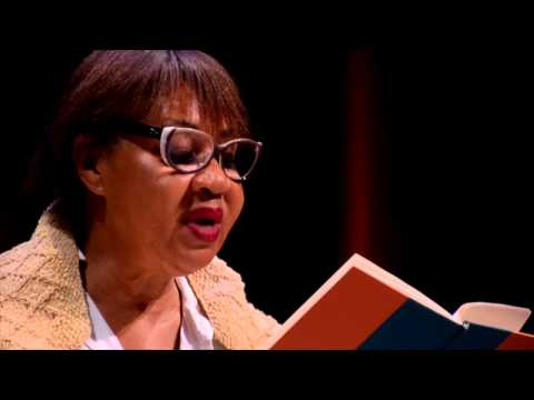 "Jamaica Kincaid reads ""Girl"""