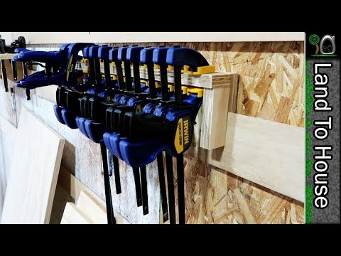 French Cleat Clamp Holder Build A Workshop 51