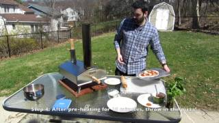 Uuni 2s Pizza Oven Overview by Gear Diary