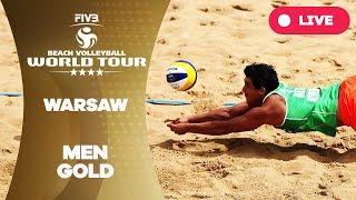 Warsaw 4-Star - 2018 FIVB Beach Volleyball World Tour - Men Gold Medal Match