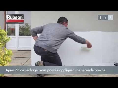 Protéger Les Murs Des Infiltrations D Eau Avec La Peinture Etanche Rubson