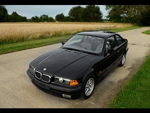 BMW E36 318is 318 IS VIDEO REVIEW ENGINE STARTING  YouTube