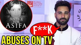 Pulkit Samrat ABUSES On Camera When Asked About Asifa Bano Case | Mijwan 2018
