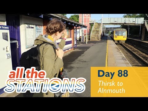 All The Pacers, All Of Them - Episode 48, Day 88 - Thirsk to Alnmouth