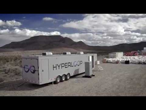 Hyperloop: Tube Travel at Near Supersonic Speed