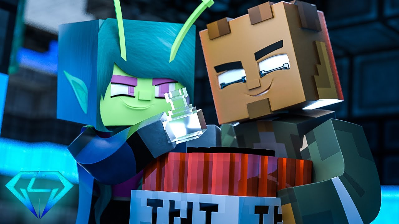 Minecraft FNAF In Space - Explosive (Minecraft Roleplay)
