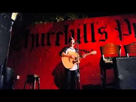 Karl Henry Hakonarson - Summer is gone performing live at Churchill's Pub Miami Florida