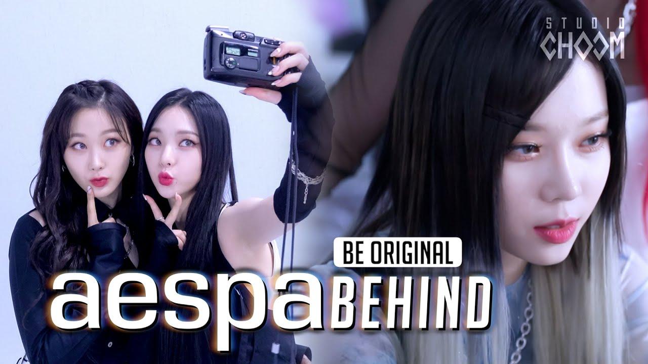 [BE ORIGINAL] aespa(에스파) 'Next Level' (Behind) (ENG SUB)