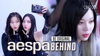 Download [BE ORIGINAL] aespa(에스파) 'Next Level' (Behind) (ENG SUB)