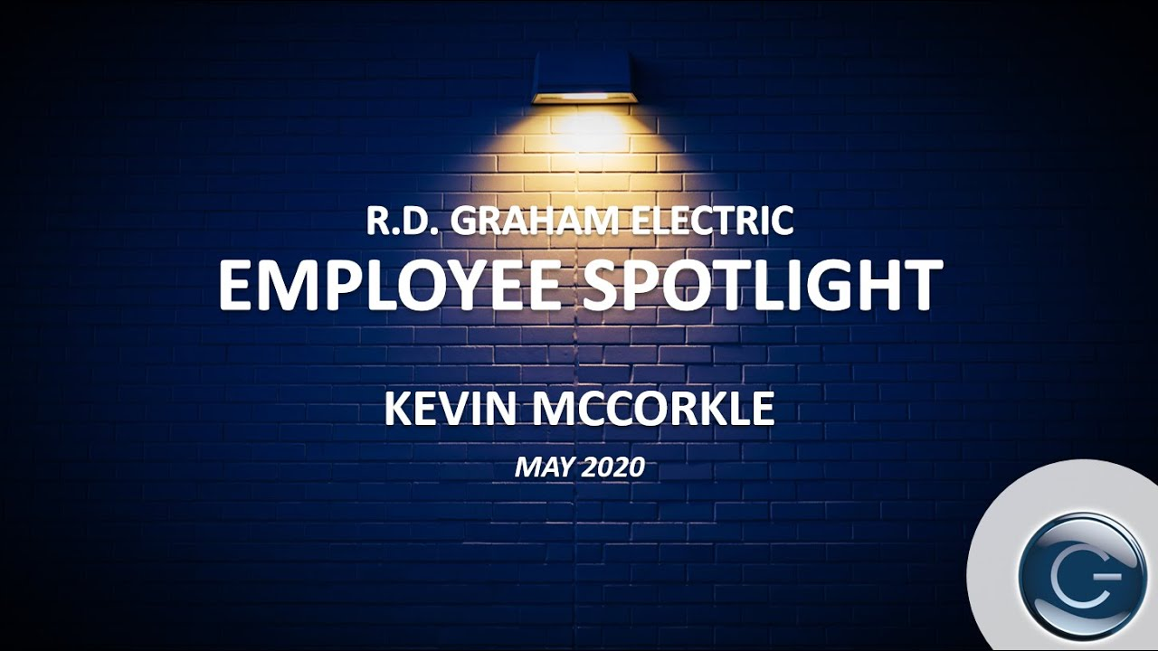 RDGE Employee Spotlight - Kevin McCorkle