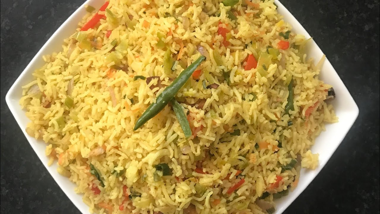 #shorts Fried rice//simply super fried rice