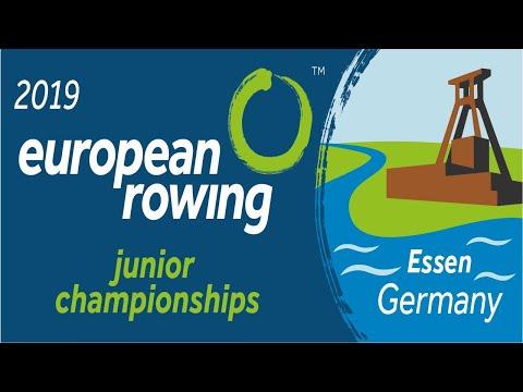2019 European Rowing Junior Championships - Day 2