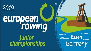 2019 European Rowing Junior Championships - Day 2