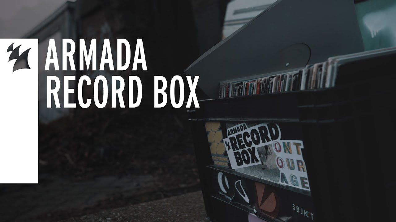 Armada Music | WELCOME TO ARMADA RECORD BOX!