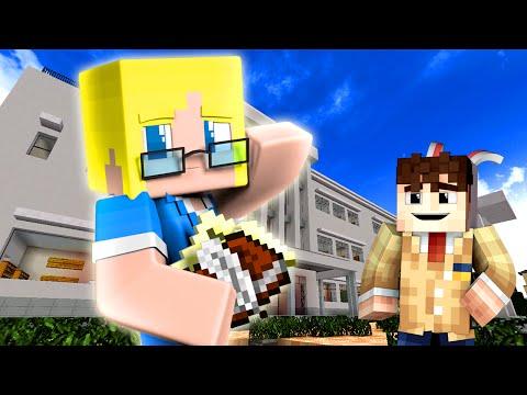 Yandere High School - NEW TEACHER! (Minecraft Roleplay) #9