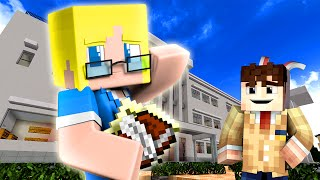 Yandere High School - NEW TEACHER! (Minecraft Roleplay) #9