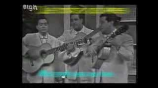 Trio Los Panchos's cover of Malaguena Salerosa during the time of J...