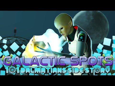 Alien Treasure Adventures in Space!! ☄️ Sims 3: Galactic Spots - Episode #3