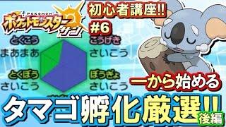 【ポケモンSM】初心者講座!ポケモン サンムーン実況プレイ!Part6 【はじ…