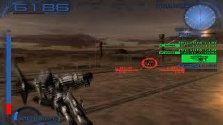 Circe VS Wildcat - Armored Core : Nexus Revolution