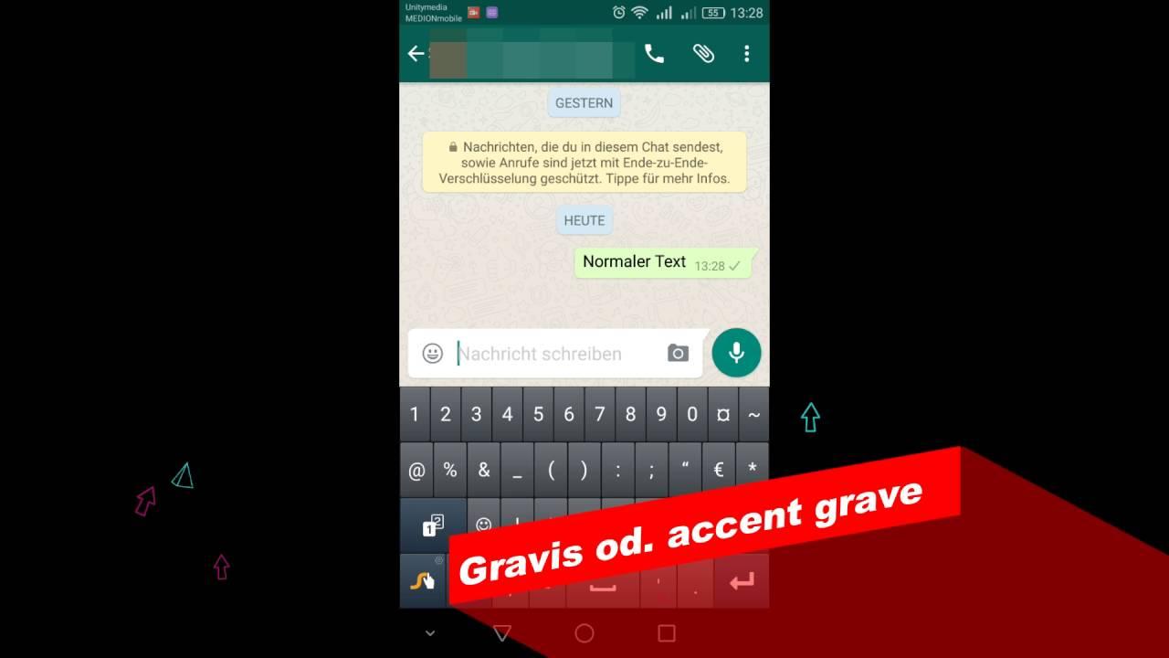 Whatsapp Neue Schriftart Nutzen